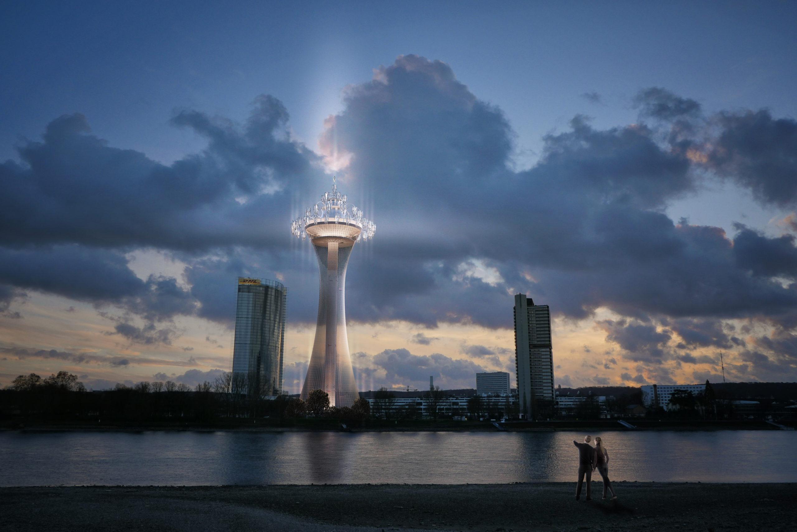 Aire - ein Turm für Bonn